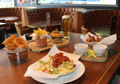New menu at Bradleys – coming soon