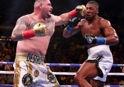 Clash on the Dunes – AJ vs Ruiz 2