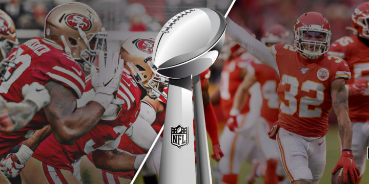 Super Bowl LIV – Kansas City Chiefs vs San Francisco 49ers